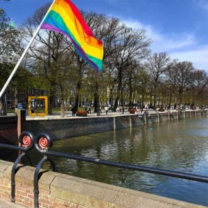 The Hague Pride Lange Vijverberg